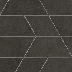 Prism Graphite Mosaico Maze 31x44,6 | Keramik Mosaike | Atlas Concorde