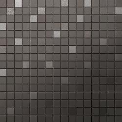 Prism Graphite MosaicoQ 30,5x30,5 | Ceramic mosaics | Atlas Concorde