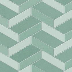 Prism Moss Wiggle 30,6x32,4 | Keramik Fliesen | Atlas Concorde