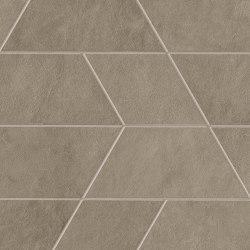 Prism Suede Mosaico Maze 31x44,6 Silk | Ceramic mosaics | Atlas Concorde