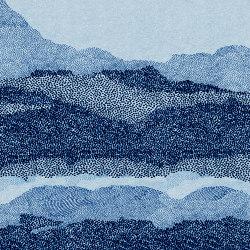 Azur | Bespoke wall coverings | GLAMORA
