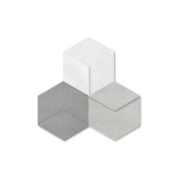 Heksagon Panel Cuboid 3 G | Sound absorbing objects | SIINNE