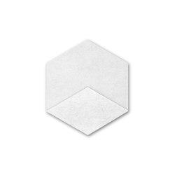 Heksagon Panel Cuboid 1 W | Sound absorbing objects | SIINNE