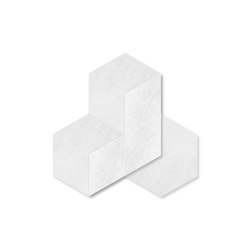 Heksagon Panel Cuboid 3 W | Sound absorbing objects | SIINNE