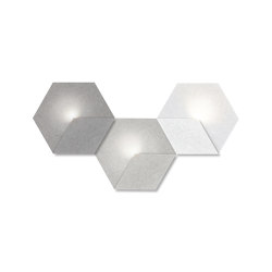 Heksagon Light 3 G | Wall lights | SIINNE