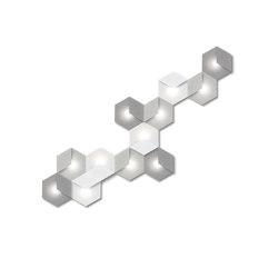 Heksagon Light 12 G | Wall lights | SIINNE