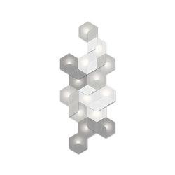 Heksagon Light 15 G | Lámparas de pared | SIINNE