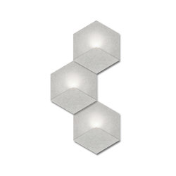 Heksagon Light 3 G1 | Wall lights | SIINNE