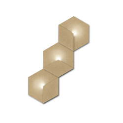 Heksagon Light 3 X | Wall lights | SIINNE