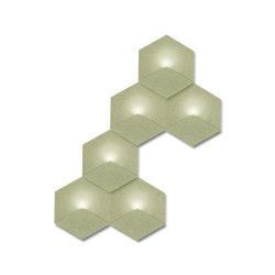 Heksagon Light 6 X | Wall lights | SIINNE