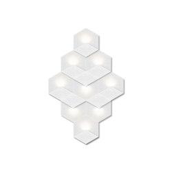 Heksagon Light 9 W | Lámparas de pared | SIINNE