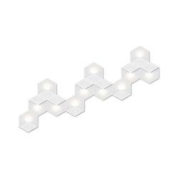 Heksagon Light 12 W | Lámparas de pared | SIINNE