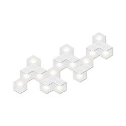 Heksagon Light 15 W | Wall lights | SIINNE