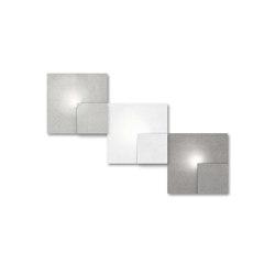 Neliö Light 3 | Lámparas de pared | SIINNE