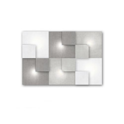 Neliö Light 6 | Wall lights | SIINNE
