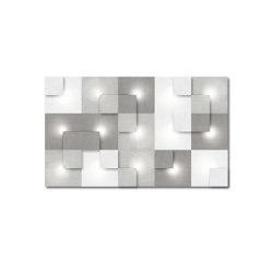 Neliö Light 15 | Wall lights | SIINNE