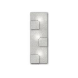 Neliö Light 3 | Appliques murales | SIINNE