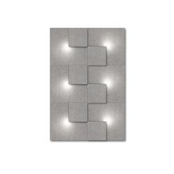 Neliö Light 6 | Wall lights | SIINNE