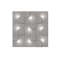 Neliö Light 9 | Wall lights | SIINNE