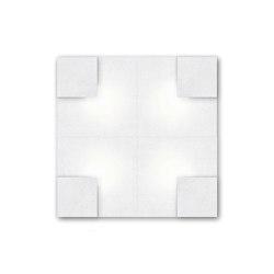 Neliö Light 4 | Wall lights | SIINNE
