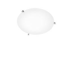 Ögla Big chrome | Ceiling lights | Konsthantverk