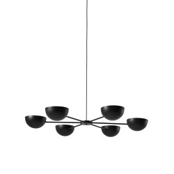 Charlotte suspension | Suspended lights | Midj