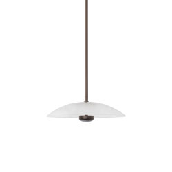 Cielo pendant small bronze | Suspended lights | CTO Lighting