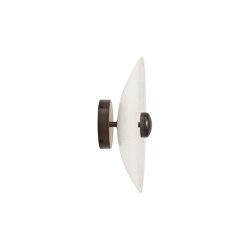 Cielo flush small bronze | Wall lights | CTO Lighting