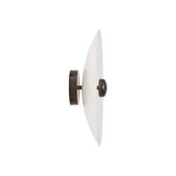 Cielo flush large bronze | Wall lights | CTO Lighting