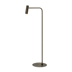 Heron floor bronze | Free-standing lights | CTO Lighting