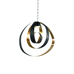 Lunar large pendant | Suspended lights | CTO Lighting