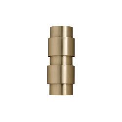 Ring wall satin brass | Lampade parete | CTO Lighting