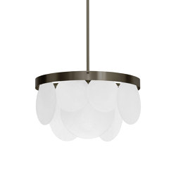 Sasha pendant bronze | Suspended lights | CTO Lighting