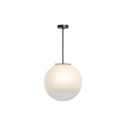 Skye pendant medium bronze | Suspended lights | CTO Lighting