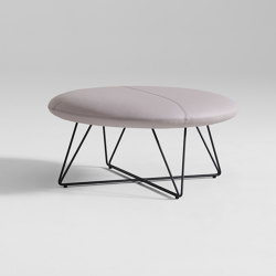 Disc | Pouf | Davis Furniture