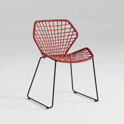 Ginkgo Rope Chair | Stühle | Davis Furniture
