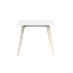 Faz wood lounge table | Tables basses | Vondom