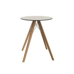 Faz wood dining table | Tables de repas | Vondom