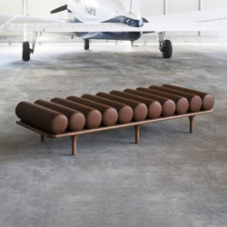 Five to Nine Daybed | Day beds / Lounger | Tacchini Italia