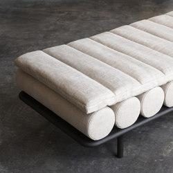 Five to Nine Mattress | Seat cushions | Tacchini Italia