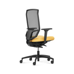 Stilo ES mesh swivel chair | Office chairs | Dauphin