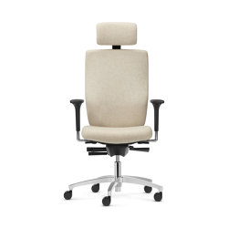 Stilo ES comfort swivel chair | Office chairs | Dauphin