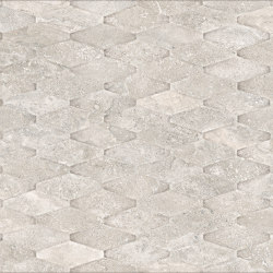 Thermae | Struttura Mesh Grey | Ceramic tiles | Novabell