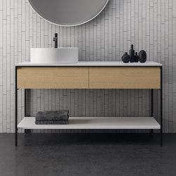 Bridge | Vanity units | NIC Design