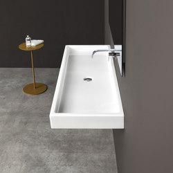 Canale washbasin | Wash basins | NIC Design