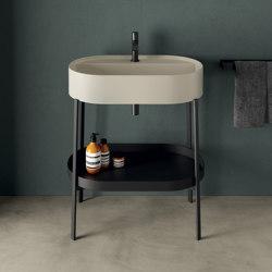 Consolle 70   Wash basins   NIC Design