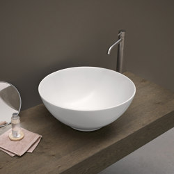 Flavia lavabo da appoggio Ø 38 | Lavabi | NIC Design