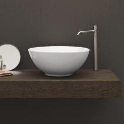 Flavia washbasin Ø 46   Wash basins   NIC Design