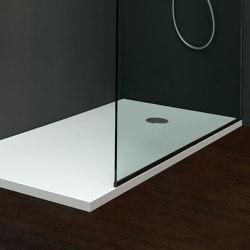 Foglio ceramic shower tray | Shower trays | NIC Design