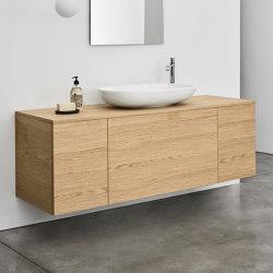 Milk Light washbasin | Vanity units | NIC Design